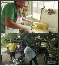 Did you see it on #TravelChannel? #BizarreFoods America took a culinary tour of some of #StCroix, USVI's best and most bizarre cuisine! Andrew Zimmern learns that #Crucian culture and unique foods are not to be missed. http://www.sugarmillmedia.com/Bizarre+Foods+Andrew+Zimmern