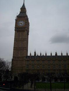 Big Ben London UK in LONDON, UK