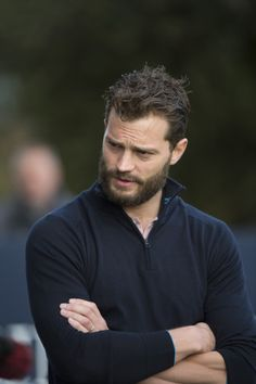 Because it's Friday! #JamieDornan  via: @ShadesUpdates