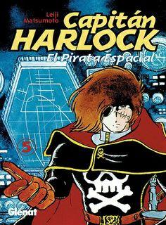 Capitán Harlock: el pirata espacial. Vol. 5 http://cataleg.upc.edu/record=b1302582~S1*cat