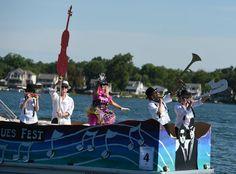 Clark Lake Raft-O-Rama showcases neighborhood creativity | MLive.com