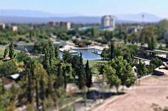 Parque Central Mendoza Miniatura