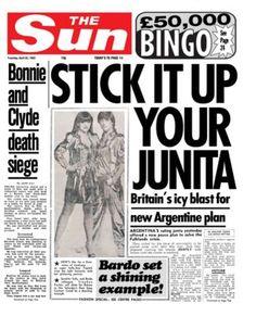 The Sun 1982