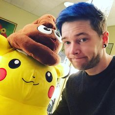 DanTDM found another Pikachu but this one is a little different!