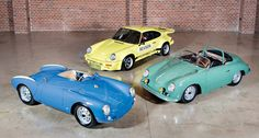 Jerry Seinfelds Porsches könnten zehn Millionen Dollar einbringen   Classic Driver Magazine