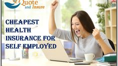 Health insurance quotes for self employed individuals can be a frustrating process if you go about it in the wrong way. One such expense is self employed health insurance. As an employee of a large company, you have the benefit of being part of a group plan that offers discounted coverage.