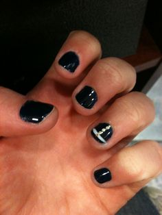 Got my nails done with Travis's mom for his graduation at Parris Island! Marine Nails, Parris Island, Semper Fi, How To Do Nails, Graduation, Mom, Beauty, Sailor Nails, Moving On
