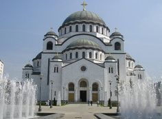 St. Sava Cathedral, Belgrade (Serbia)