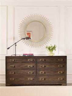 Vanguard Furniture: Room Scene MW_W552F-SX_W355M-BR