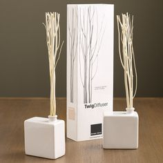 Twig Diffuser Green Tea, $34, now featured on Fab.