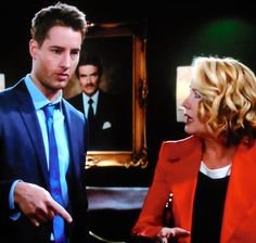 Adam explains to Nikki that Victor was the one responsible for turning Noah in to the police.