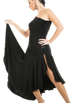 Victoria Blitz Ballroom Dance Dress ST022
