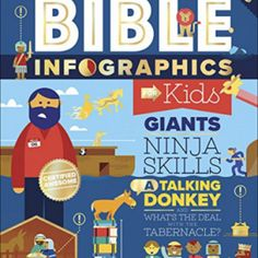 Amazon has the Bible Infographics for Kids: Giants, Ninja Skills, a Talking Donkey, and What's the Deal with the Tabernacle? marked down from $16.99 to $8.99 and it ships for free with your Prime Membership or any $25 purchase. That is 47% off the retail price! Find more Amazon deals here >> Prices change frequently,…