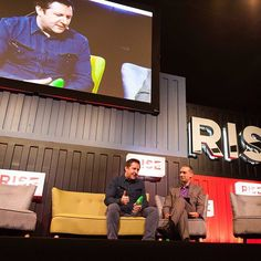 """Everybody coming to #Shenzhen is chasing a dream it doesn't matter who you are or what you do @LiamCasey speaking on 20 years of doing business in #China with @Bloombergs Tim Culpan at last weekends #RiseConf in #HongKong  #innovation #hardware #manufacturing #inventory #Asia #Business #entrepreneur #work  #entrepreneursofinstagram #entrepreneurship by pch_intl"