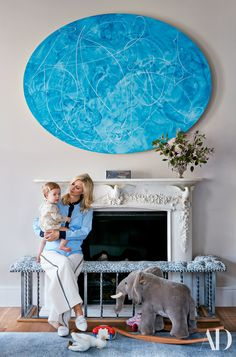 Go Inside James and Nicky Hilton Rothschild's Manhattan Home Photos | Architectural Digest