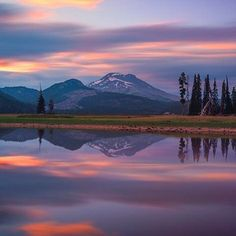 https://flic.kr/p/CFtxHC | This is an image taken last year during our summer workshop in central Oregon through the Cascade Center of Photography. This location is from Sparks Lake. We are fortunate enough to be doing the workshop again this year. We will be visiting here again us
