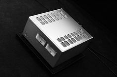 High end audio audiophile Amplifier Luxman M-900u (fb)