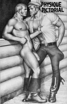 nude Tom of finland