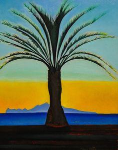 Joseph Stella - The palm