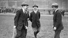 It Would Seem That Michael Collins Really Didn't Like Soccer