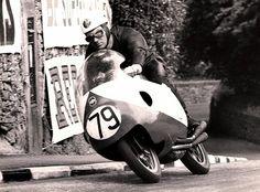 Bob McIntyre TT 1957