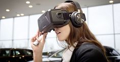 Audi Dealerships To Use Virtual Reality Headsets To Sell Its Vehicles #Audi #Configurator