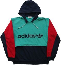 Image of Vintage Adidas Hoody Size Small