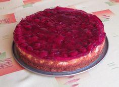 Lahodný malinový cheesecake Cheesecake Cupcakes, Cheesecakes, Tiramisu, Muffin, Food And Drink, Ethnic Recipes, Desserts, Celebrations, Tailgate Desserts