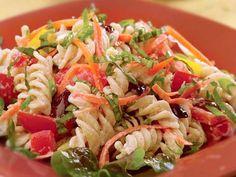 Garden Pasta Salad  | KitchenDaily.com