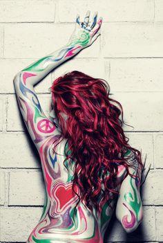 Joss Stone. music and hair