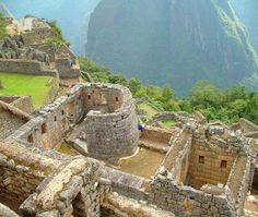 Machu Picchu, I really hope to travel here one day.