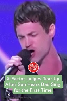 "Young father, Jeff Gutt, took over the stage during his audition on The X-Factor by singing a cover of Leonard Cohen's ""Hallelujah."" The judges are brought to tears as he brings the song justice for himself and his family. #XFactor #SimonCowell #Gospel"