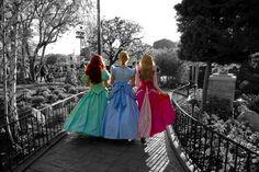 disney princesses. So magical