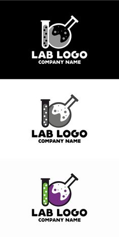 by Brandlogo in Templates Logos Logo Template Features AI and EPS (Illustrator 10 EPS) CMYK Scalable Vector Files Easy to edit color / text Ready to Typography Logo, Logos, Saint Helier, Lab Logo, Branding Design, Logo Design, Print Fonts, Cool Lettering, Advertising Ads