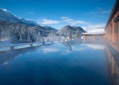 SCHLOSS ELMAU | BAVARIA GERMANY | Luxury Spa, Wellness Retreat & Cultural Hideaway in den Bayerischen Alpen