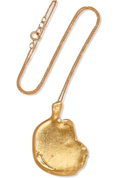 ALIGHIERI classic Lost Dreamer gold-plated necklace
