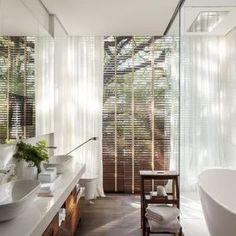 Dicas de decoração para lavabos e banheiros