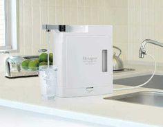 Hexagon Alkaline Hydrogen Water Ionizer Filter Purifier | eBay