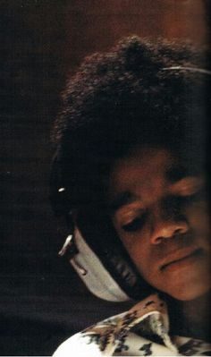 """And I remember going to the record studio and there was a park across the street and I'd see all the children playing and I would cry because it would make me sad that I would have to work instead."" - Michael Jackson 