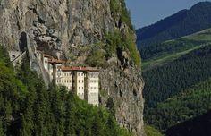 Sumela Monastère - Turquie