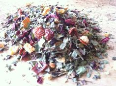 The Perfect Afternoon: An Herbal Loose Leaf Tea