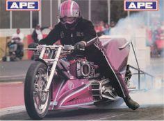 Elmer Trett Racing Motorcycles, Harley Davidson Motorcycles, Nhra Drag Racing, Drag Bike, Top Fuel, Bike Rider, Sportbikes, Drag Cars, Cool Bikes