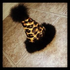 Items similar to Leopard birthday hat with feather boa, newborn- adult size. Can be done in any fabric not just leopard on Etsy Leopard Print Party, Leopard Birthday, Black Feathers, Party Fun, Best Part Of Me, Etsy Store, Kid Stuff, Hats, Fabric