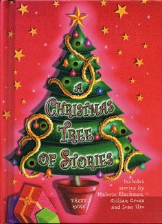 """1997 """"A Christmas Tree of Stories"""" Scholastic anthology. (  includes my story, """"Sparrow's Special Christmas"""")"""
