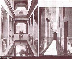 Patio Interior Colegio Teresiano