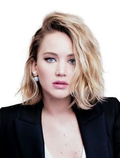 Jennifer Lawrence from Marie Claire Italia
