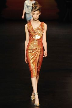 See the complete Vivienne Westwood Red Label Spring 2009 Ready-to-Wear…