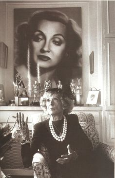 Rantings Of A Modern Day Glamour Girl - Bette Davis
