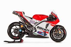 Ducati Desmosedici GP15 Ducati MotoGP Team 2015