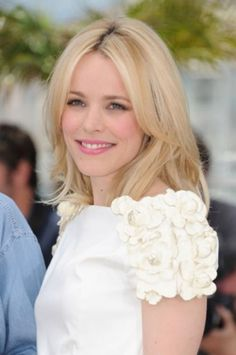 Rachel McAdams. She's gorgeous no matter what color her hair is!